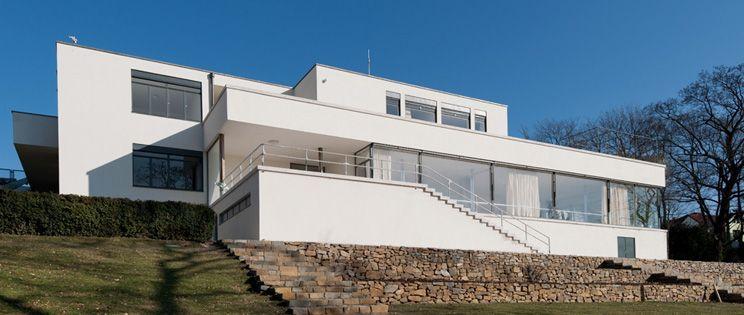 La Villa Tugendhat de Mies Van der Rohe