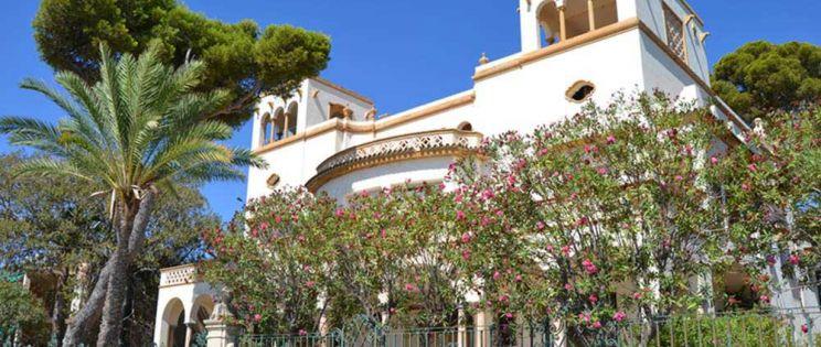 Elegancia y glamour en las villas de Benicásim. Parte IV