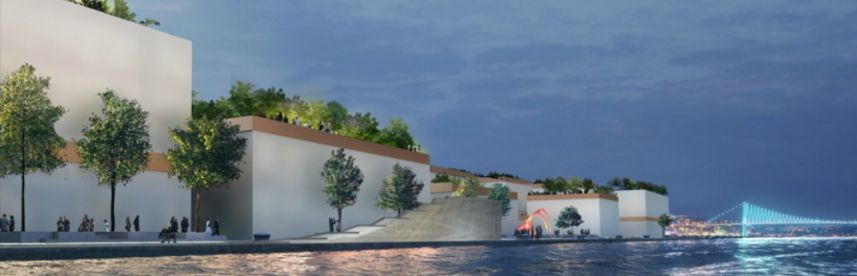 Galataport. Dror + Gensler Arquitectos