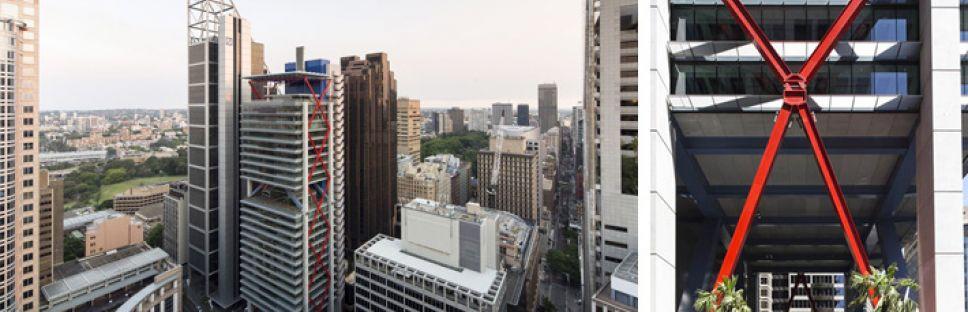 Rascacielos 8 Chifley de Rogers Stirk Harbour + Partners