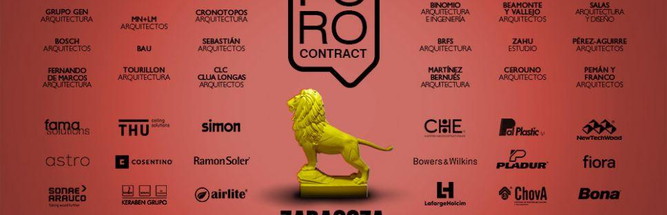 AyE | Foro Contract | ZARAGOZA | 20 Mayo 2021