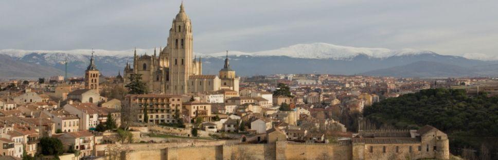 Ciudades de España. Segovia, Patrimonio de la Humanidad