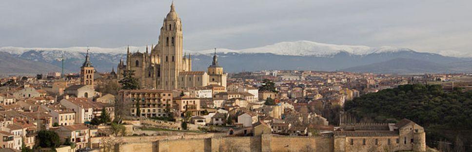 Ciudades y Urbanismo: Segovia, historia y cultura