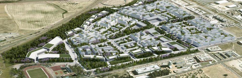 Campus Civita: espacios para vivir, trabajar, estudiar y disfrutar