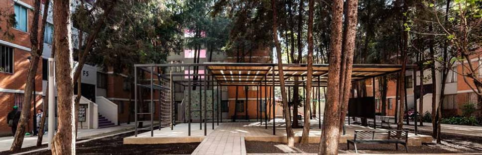 La arquitectura de Rozana Montiel, ejemplo de sostenibilidad en 2019.