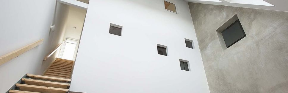 """""""House in a House"""", estudio Global Architects, en Wassenaar"""