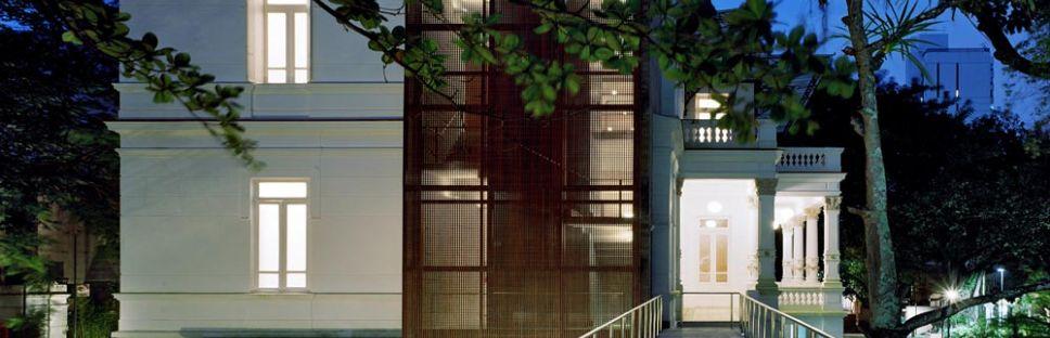 Museo Rodin  Bahia: La primera sucursal fuera de Francia