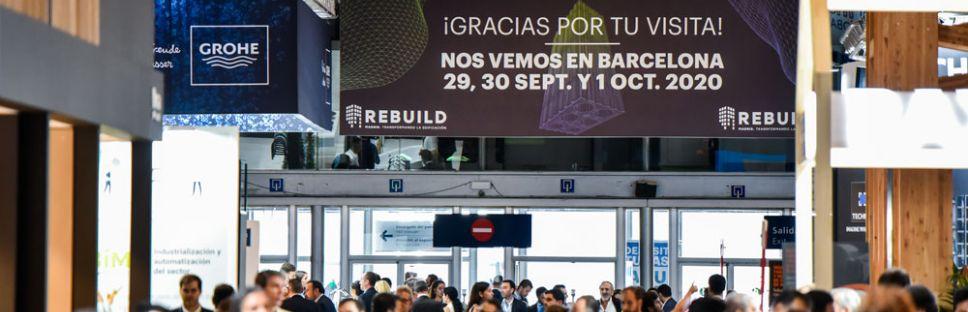Rebuild 2019: digitalización, industrialización y sostenibilidad