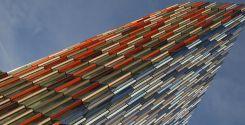 Alcanzando el edificio del futuro, moderno, dinámico y eficiente