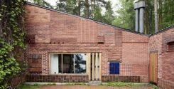Casa Experimental Muuratsalo de Alvar Aalto