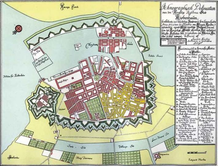 Copenhagen plano